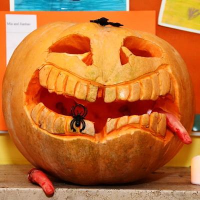/ Halloween 2018 / British International School /