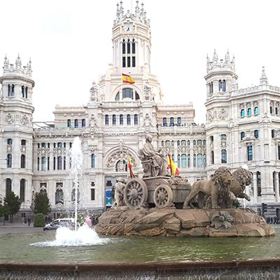- Study Tour to Spain 2018 / British International School